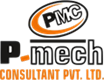 P-MECH, DESIGNERS | ENGINEERS | PROJECT CONSULTANTS logo