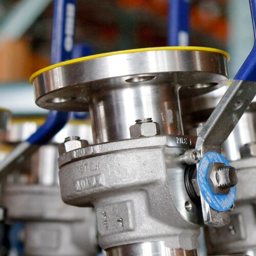 Solution: INVALVED – supply of valves
